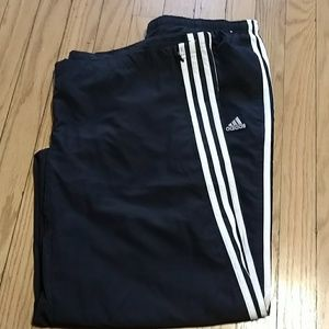 Adidas Workout Pants EUC Size XL